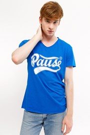 Męski T-shirt MF Pause