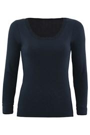 Damski T-shirt funkcyjny z długimi rękawami BLACKSPADE Thermal