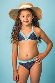 Dwuczęściowy dziewczęcy kostium kąpielowy Natalie