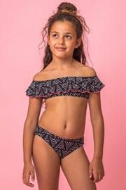 Dwuczęściowy dziewczęcy kostium kąpielowy Nina