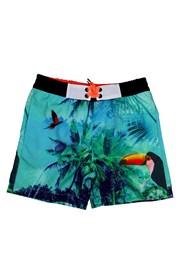 Chłopięce szorty kąpielowe Paradise