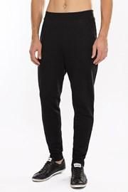 Męskie spodnie dresowe MF Black