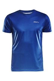 T-shirt CRAFT Run Breakaway Two niebieski