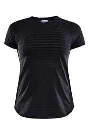 T-shirt CRAFT Run Breakaway TwoD czarny
