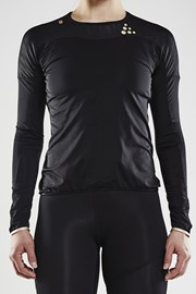 Koszulka CRAFT Run Shade LS czarna