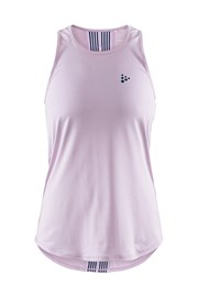 Damsi top sportowy Craft Lux jasnofioletowy