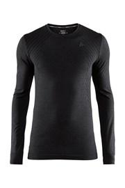 Męski T-shirt CRAFT Fuseknit Comfort Black