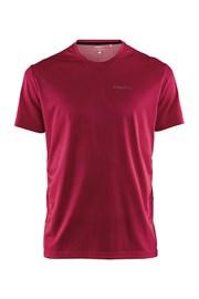 Męski T-shirt sportowy Craft czerwony