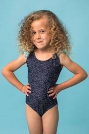 Jednoczęściowy dziewczęcy kostium kąpielowy Rosalie