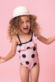 Jednoczęściowy dziewczęcy kostium kąpielowy Nela