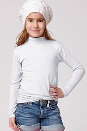 Dziecięca bluzka bawełniana ze stójką Jadea