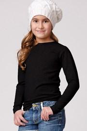 Dziecięca bawełniana bluzka z długim rękawem Jadea