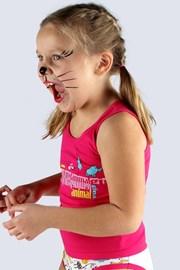 Dziewczęca podkoszulka bawełniana
