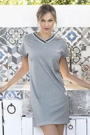 Letnia sukienka Corfu szara