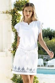 Sukienka letnia Santorini biała