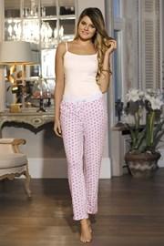 Damskie spodnie od piżamy Hearts
