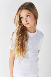 Dziewczęca koszulka Lea