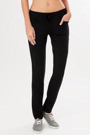 Damskie spodnie dresowe MF Black
