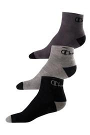 Trójpak skarpetek Champion Ankle - niskie