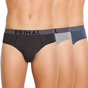 Trójpak slipów męskich Primal S161