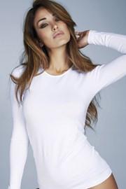 Ciepła damska bluzka Moll
