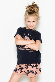 Dziewczęca piżama Palm Trees