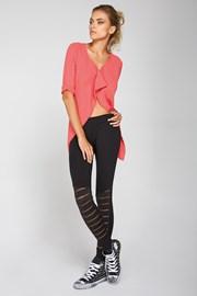 Damskie legginsy bawełniane Sabi