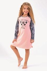 Dziewczęca koszula nocna Blackspade Cat