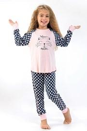 Dziewczęca piżama Blackspade Meow