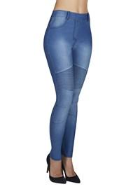 Damskie legginsy Estrella z efektem push-up