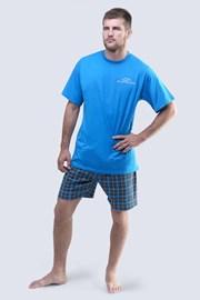 Męska piżama Blacksword niebieska