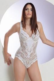 Koronkowe body Pearl Lace