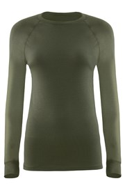 Uniwersalna koszulka funkcjonalna z długimi rękawami BLACKSPADE Thermal Active