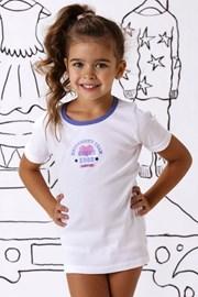 Dziewczęcy T-shirt bawełniany Julie