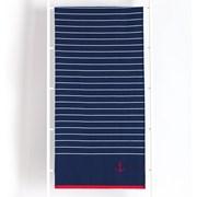 Ręcznik plażowy Stripe Niebieski