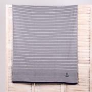 Ręcznik plażowy Stripe Szary