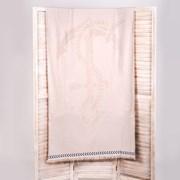 Ręcznik plażowy Noemi beżowy