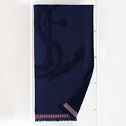 Ręcznik plażowy Noemi niebieski