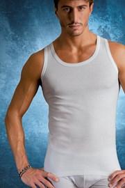 Męska podkoszulka na ramiączkach COTONELLA Uomo