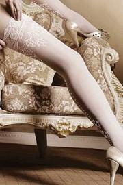 Luksusowe pończochy samonośne Amous 003