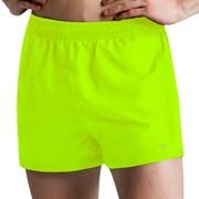 Męskie szorty kąpielowe ANPORE Neon żółte