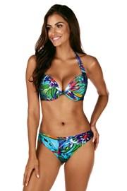 Dwuczęściowy kostium kąpielowy Avrora push-up