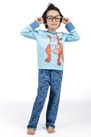 Chłopięca piżama Lenny Sky Rex