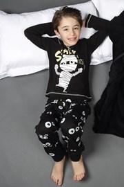 Chłopięca piżama Lenny Sky Scary