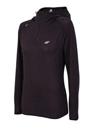Damska bluza funkcyjna 4F Black