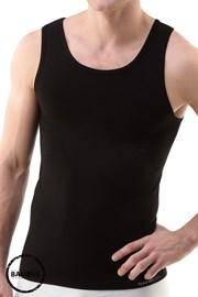 Męska bezszwowa podkoszulka na ramiączkach GINO ECO Bamboo