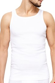 Męska podkoszulka ROSSLI Premium Cotton 01