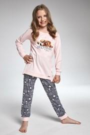 Dziewczęca piżama Cornette Bedtime Story