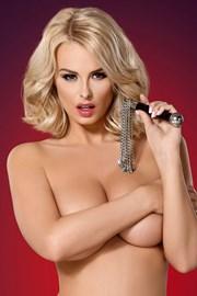 Erotyczny bacik z łańcuszkami