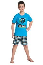 Piżama chłopięca Blue Monkey